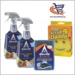 Πακέτο Καθαρισμού Σόδα, Κρέμα, Scrub Daddy