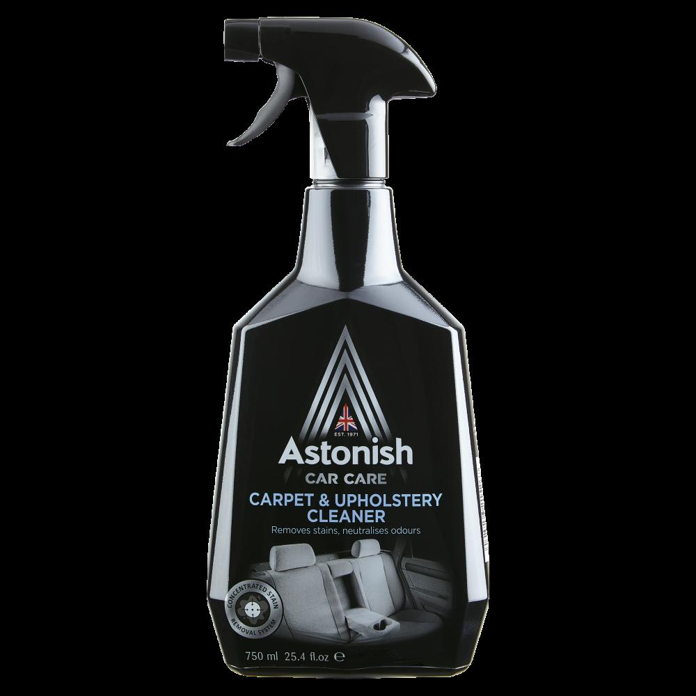 Astonish Καθαριστικό Χαλιών και Ταπετσαρίας 750ml