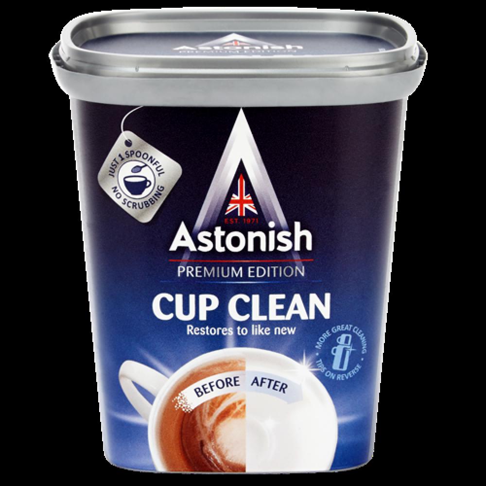 Astonish Σκόνη Kαθαρισμού CUP CLEAN 350γρ.