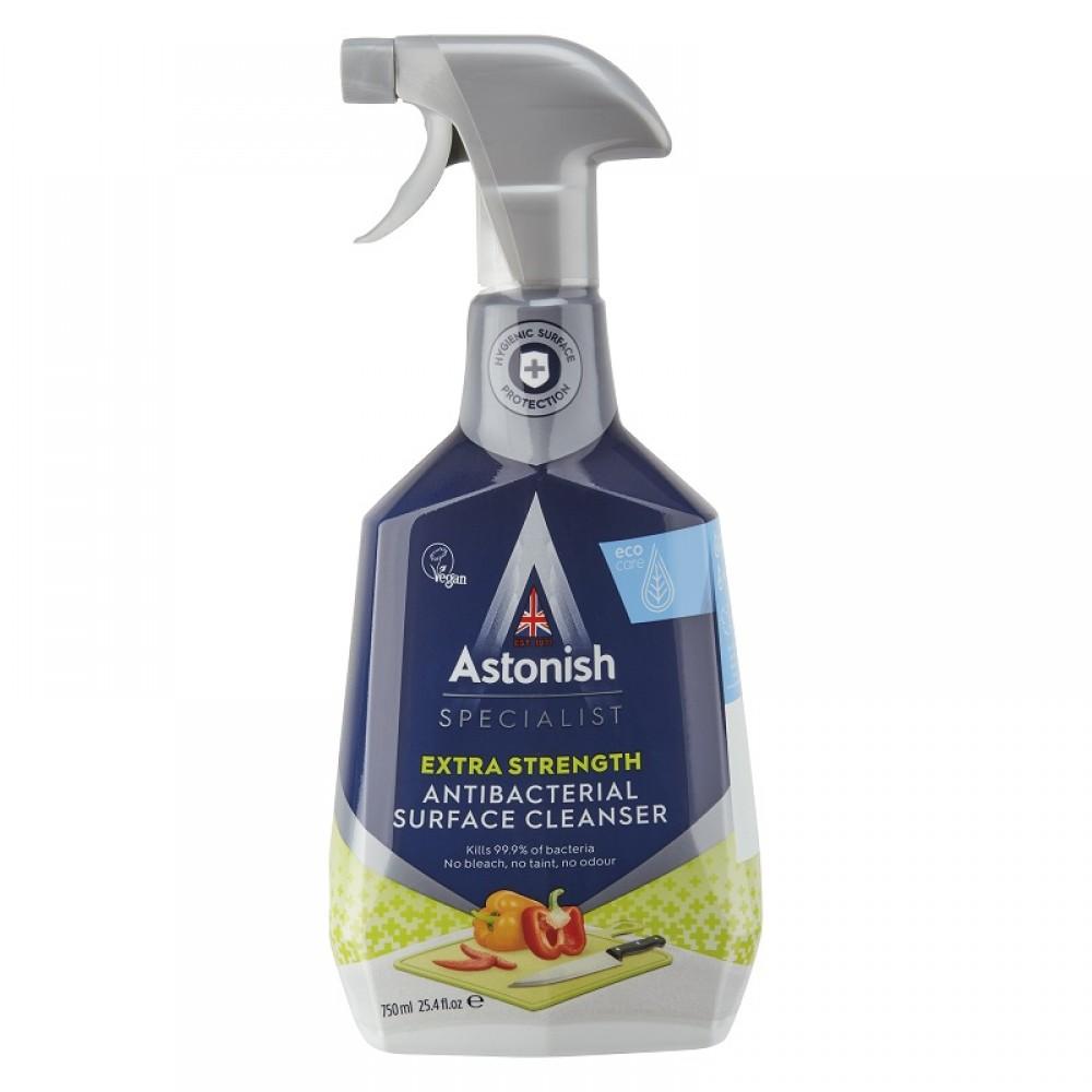 Astonish SPECIALIST Αντιβακτηριδιακό Καθαριστικό Άοσμο 750ml