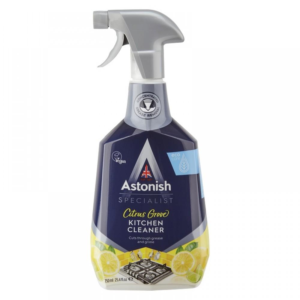 Astonish SPECIALIST Καθαριστικό Λίπους Κουζίνας 750ml
