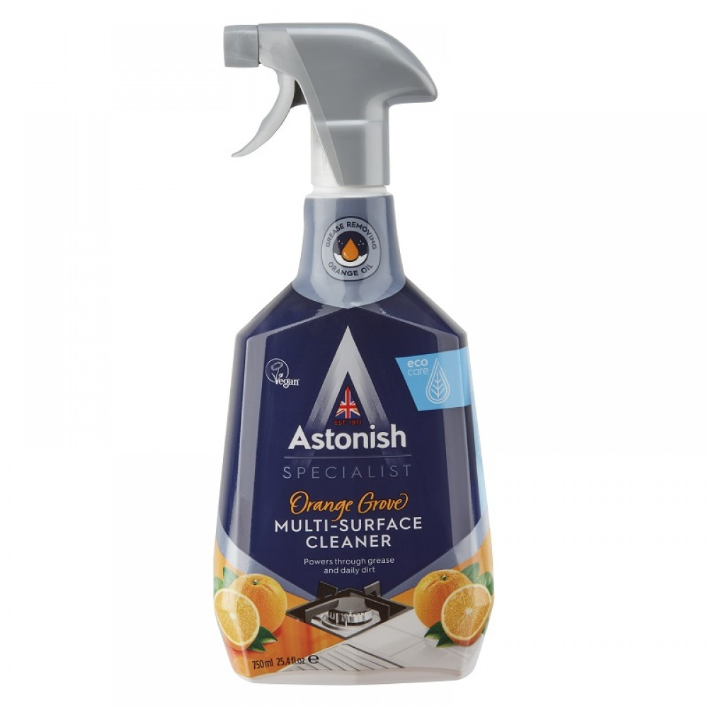 Astonish SPECIALIST Πολυκαθαριστικό με Πορτοκάλι 750ml
