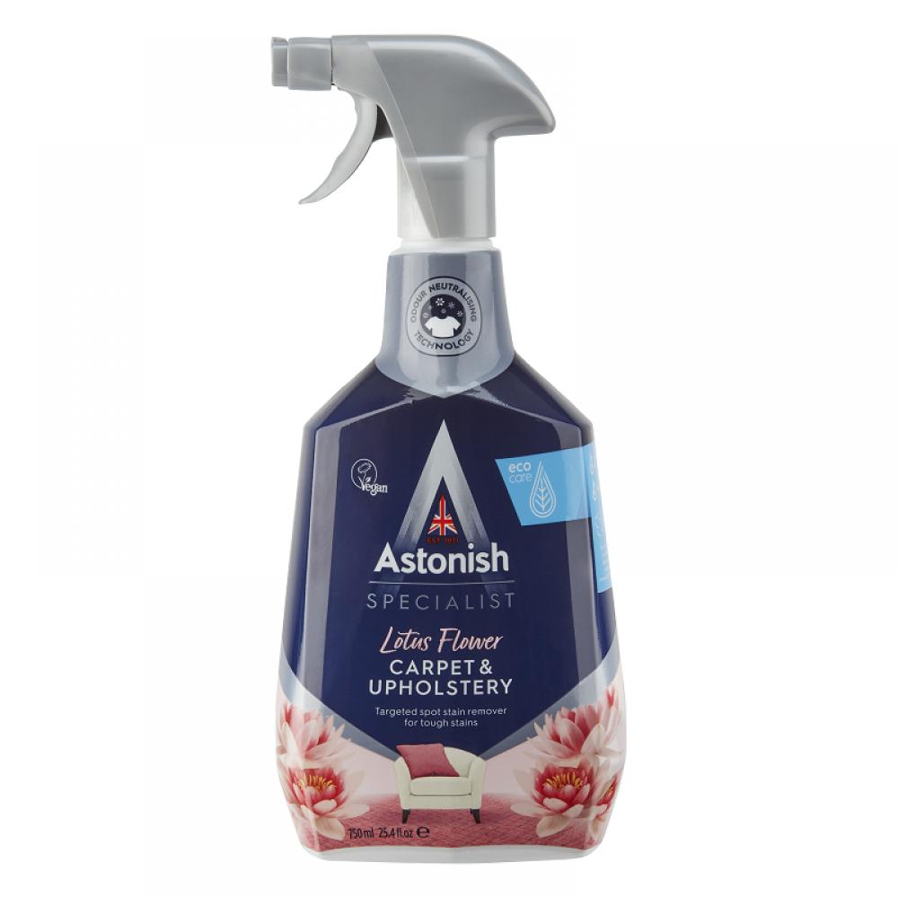 Astonish SPECIALIST Καθαριστικό Χαλιών και Καναπέδων 750ml