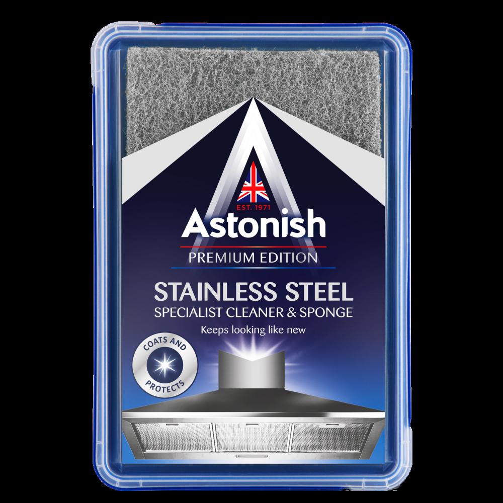 Astonish Εξειδικευμένη Κρέμα για INOX 250γρ