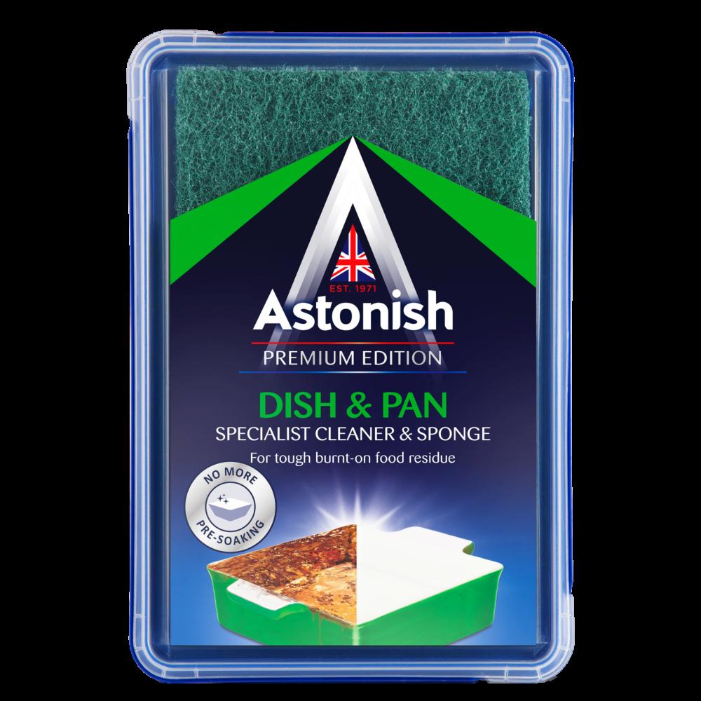 Astonish Εξειδικευμένη κρέμα για πιάτα και ταψιά 250γρ