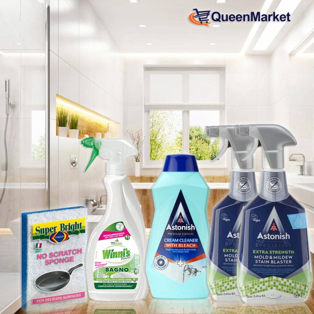 Αντιμουχλικό Πακέτο QueenMarket