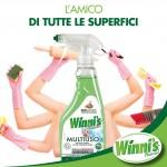 Πακέτο Οικολογικών Καθαριστικών Winni's